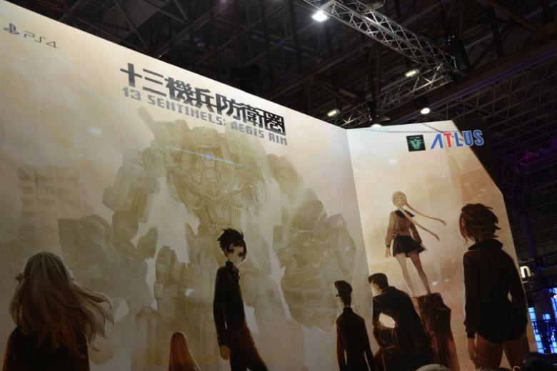 東京ゲームショウ2019 セガゲームス/アトラス コスプレ 十三騎兵防衛圏