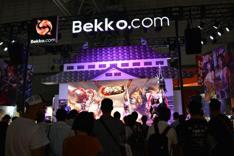東京ゲームショウ2019 Bekko.com コスプレステージ