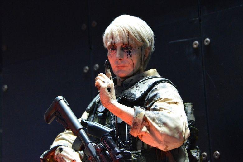 東京ゲームショウ2019 ソニー・インタラクティブエンタテイメント DEATH STRANDING フィギュア