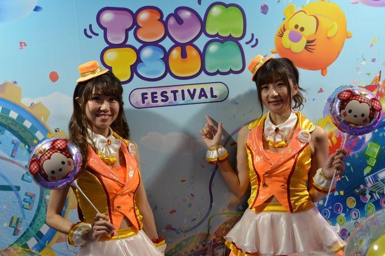 東京ゲームショウ2019 バンダイナムコエンターテイメント コンパニオン