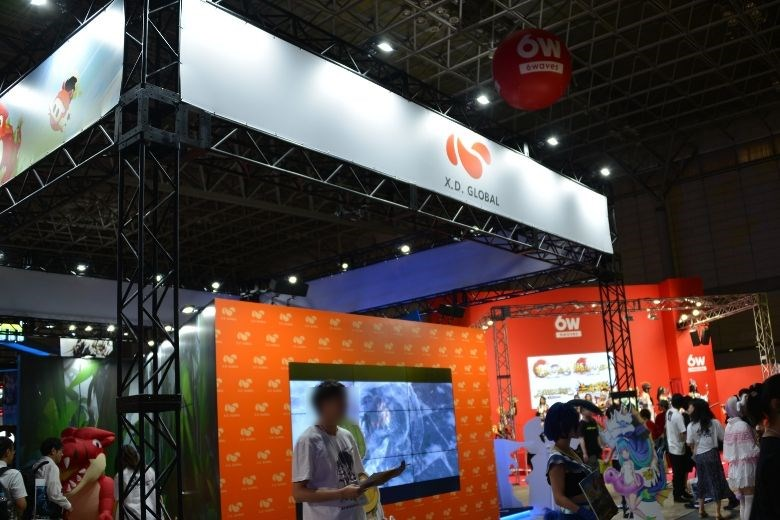 東京ゲームショウ2019 X.D. Global