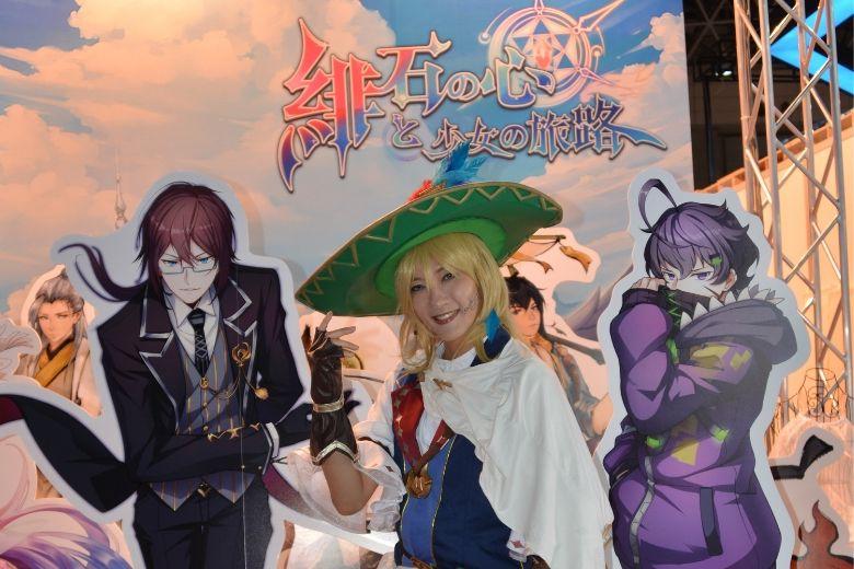 東京ゲームショウ2019 Regina Entertainment コスプレ コンパニオン