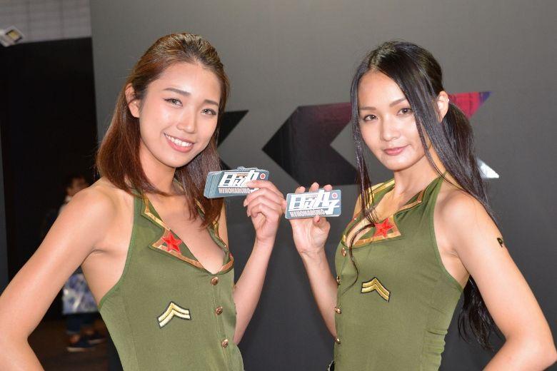 東京ゲームショウ2019 Pikii コンパニオン