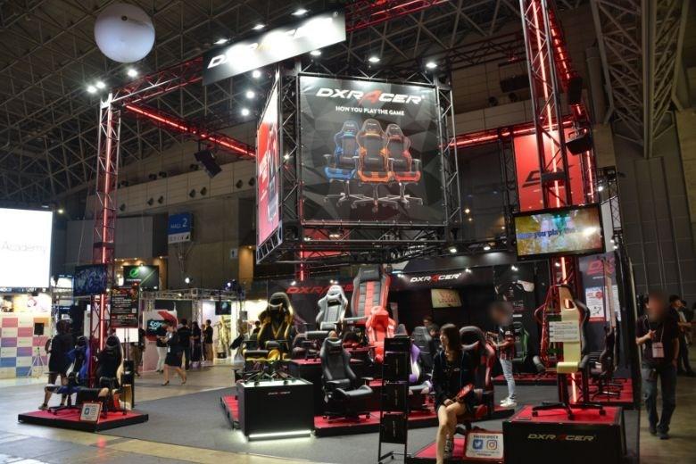 東京ゲームショウ2019 DXRacer