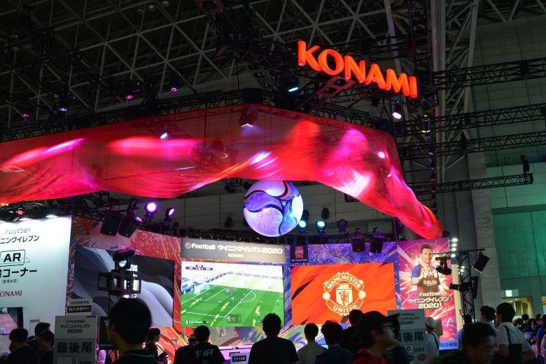 東京ゲームショウ2019 KONAMI