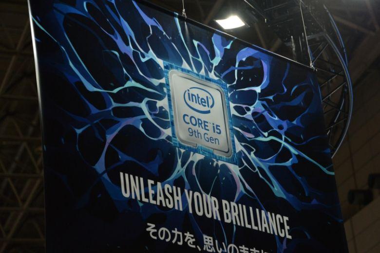 東京ゲームショウ2019 インテル