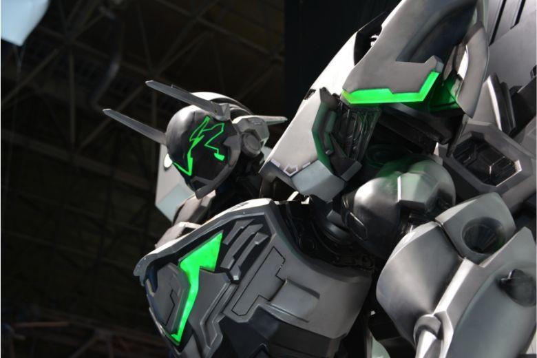 東京ゲームショウ2019 SEASUN 巨大ロボットフィギュア